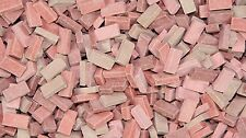 1/35 Scale Bricks Mixed Red (approx 2000)
