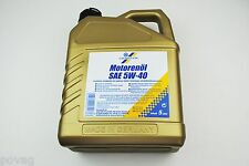 1x 5L MOTORENÖL SAE 5W-40 CARTECHNIC 5,60€/Liter MADE IN GERMANY