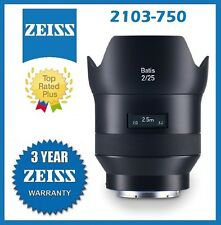 Zeiss Batis 25mm f/2 Lens for Sony E Mount Mfr # 2103-750