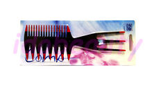 DIMPLES 3 IN 1 HAIR STYLING WIDE TOOTH DETANGLING COMB (H643)