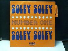 NUMBER ONE Soley soley RU 8005