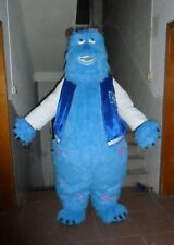 Monsters Inc Sulley mascot costume POLY FOAM head Free shipping to UK