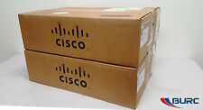 New Sealed Cisco SG500-52P-K9 52-Port Stackable Switch 1Year Waranty 2+Avlble