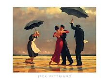 "JACK Vettriano ""THE Singing Butler"" 40x50 cm Art Print"