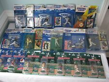 16 STARTING LINEUP & HEADLINERS FIGURE~BASEBALL~FOOTBALL~'90'S~BONDS, THOMAS ETC