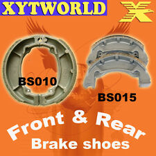 Front Rear Brake Shoes for Yamaha TY175 TY 175 1977-1980