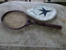 raquette de tennis vintage Kneissl Red Star Twin  avec housse