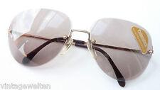 Randlosbrille Rodenstock Sorrent extragroß 75% braun Sonnenschutz Gestell unisex