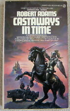 Castaways in Time #1 by Robert Adams PB 1st Signet - a whirlwind in time
