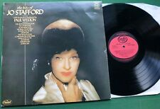 The Bits of Jo Stafford - Orch Cond by Paul Weston inc Jambalaya + MFP 5668 LP