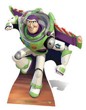 Buzz Lightyear Alas Estilo Lifesize de cartón de pie recorte Standup Toy Story