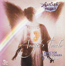 AEOLIAH - CD - ANGEL'S TOUCH - MUSIC FOR THE HEART CHAKRA BY AEOLIAH