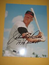 Baltimore Orioles Boog Powell Signed/Autographed Baseball 8x10 Photo/Free Ship!