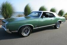 Oldsmobile : Cutlass