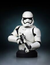 "Gentle Giant Star Wars Force Awakens First Order Stormtrooper 6"" Bust"