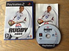Rugby 2004 Ps2 Game! Complete! Look In The Shop!