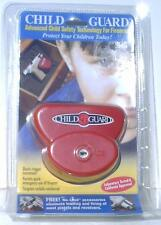 Child Guard Firearm Safety Gun Lock & Tupelo Shooting Glasses -lot of 2