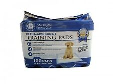 AKC Training Pads, 100Pack, New, Free Shipping