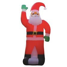 JUMBO 20 Foot Christmas Inflatable Santa Claus Yard Outdoor Garden Decoration