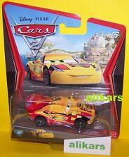 A - MIGUEL CAMINO - #23 No 5 WGP Disney Cars 2 Grand Prix auto diecast car racer