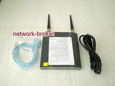 Cisco AIR-LAP1242G-E-K9 802.11g ETSI Cofig Integrated Auto AP; RP-TNC 2x Antenna