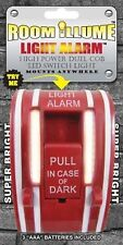 Fire Alarm Night Light for Kids, Home Decoration, LED Bright, Fire Truck Theme
