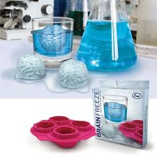 FRED BRAIN FREEZE SILICONE ICE TRAY: YOUR BRAIN ON ICE!
