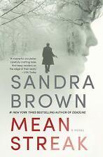 Mean Streak by Sandra Brown (2015, Paperback)