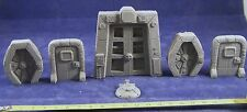 Doors 28mm Fantasy, historical and science fiction scenery