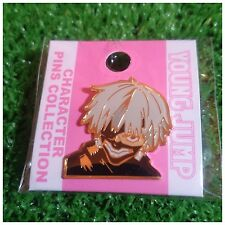 Jump Shop Tokyo Ghoul Character Pins Collection Ken Kaneki -Mask- No Fake!!