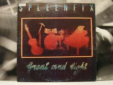 "SPLEENFIX - GREAT AND LIGHT 12"" EP 1985 BANHOF RECORDS SP 001"