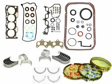 NEW 95-98 Toyota Tercel Paseo 1.5L 5EFE DOHC FULL GASKET SET *ENGINE RE-RING KIT