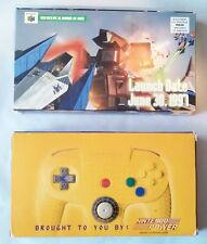 Retro CHANGE THE SYSTEM And STARFOX 64 LAUNCH DATE ORIGINAL N64 VHS PROMO Videos