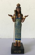 NUT Gods of Ancient Egypt Resin Figurine Figure Ornament & in Original Packaging