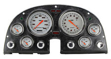 Classic Instruments Velocity Series White 1963-67 Corvette Gauge Cluster
