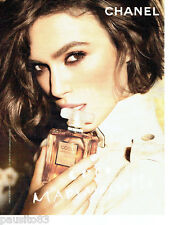PUBLICITE ADVERTISING 066  2012  Chanel  parfum Coco  Mademoiselle