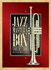 JAZZ MASTERS BOX 6 CD NEU HERBIE MANN/BUDDY RICH/PEGGY LEE//MILES DAVIS/+