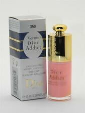 Dior Addict Vernis One-Coat Quick-Dry Nail Polish 350 Rose Energy New In Box