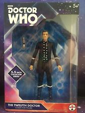 "DOCTOR WHO 5.5"" BOXED FIGURE - THE 12th TWELFTH DOCTOR ( PETER CAPALDI )"
