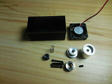 405nm 9mm focusable Laser Diode Case/Laser Diode Host with 405nm glass Lens