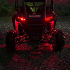 Polaris RZR Accent Lighting Kit in Red - Fits All RZR Models - Genuine Polaris