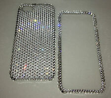 CLEAR Crystal Bling Case For IPHONE 7 4.7 Made With 100% SWAROVSKI Crystals
