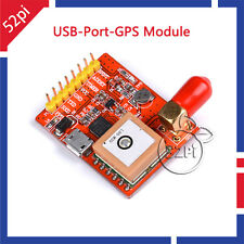 USB to GPS Converter USB-Port-GPS Module for Raspberry Pi 3 Model B/ Pi 2/ B+/A+