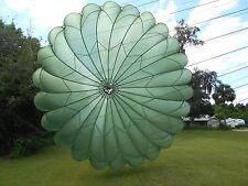 1998 T-10 Reserve Military Parachute w/Uncut Lines