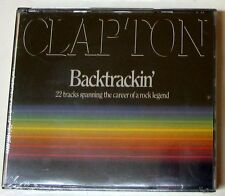 ERIC CLAPTON - BACKTRACKIN' - 2 CD Sigillato