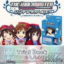 The Idolmaster Cinderella Girls ~Heart~ (English) Weiss Schwarz Trial Deck