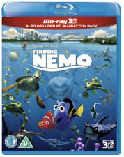 Finding Nemo 3D (3D Blu-ray, 2013)