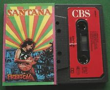 Santana Freedom inc Victim of Circumstance & Veracruz + Cassette Tape - TESTED