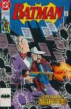 BATMAN #475 NEAR MINT 1992 1ST RENEE MONTOYA