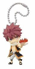 FAIRY TAIL MINI FIGURE PART 5 NATSU DRAGNEEL MASCOT KEYCHAIN TAKARA TOMY